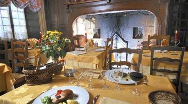 Restaurant Gastronomique Argentat