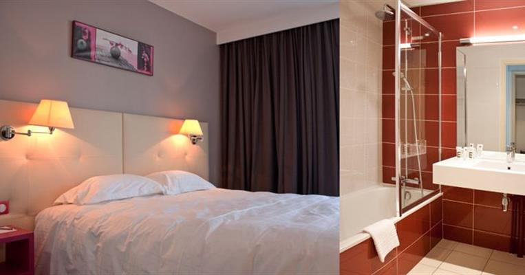 inter h tel tulle centre tulle tourisme corr ze. Black Bedroom Furniture Sets. Home Design Ideas