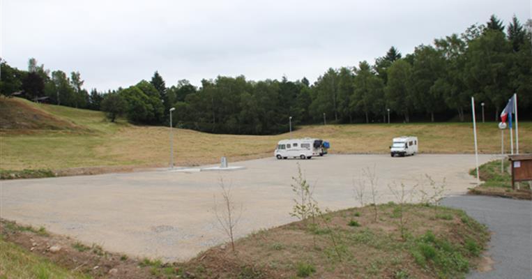 Meymac Aire De Camping Car