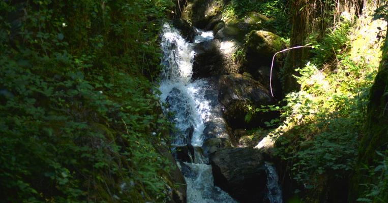 Cascades de Bialet - SAINT YBARD - Tourisme Corrèze