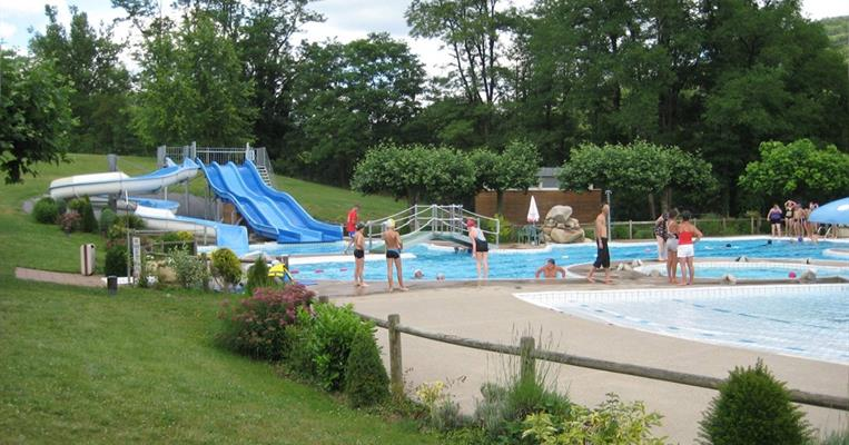 Centre aquar cr atif le splash argentat sur dordogne for Piscine correze