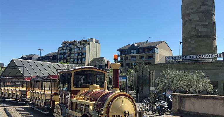 Le petit train gaillard brive la gaillarde tourisme - Office du tourisme brive la gaillarde ...