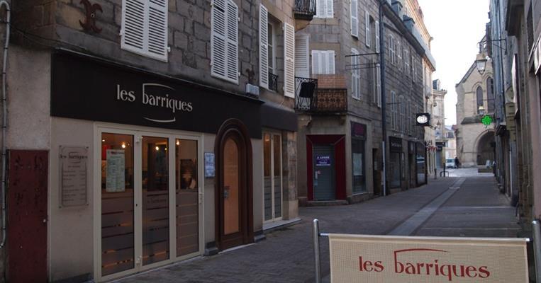 Restaurant Rue Maillard Brive